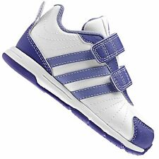 ADIDAS SNICE 2 CF CHILDREN WALKER SHOES 3S ESS BABY SNEAKER WHITE LILA 21-27