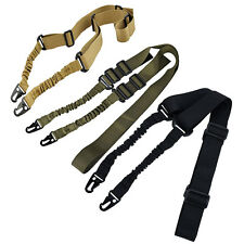 Tactical 2 Point Gun Sling Gun Strap Rifle Strap Rifle Sling Adjustable HY