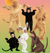 McCalls Easy McCalls Adults/Kids Sewing Pattern 6106 Animal Costumes