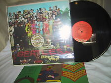 BEATLES Sgt. Peppers Lonely Hearts Club Band LP M- US 1976 Capitol SMAS-2653