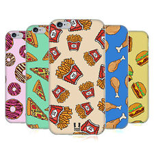 HEAD CASE DESIGNS PIXEL FOOD SOFT GEL CASE FOR APPLE iPHONE PHONES