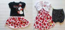 Disney Infant Girls Skirt or Dress Outfits Pooh or Aristocrats Sizes Vary NWT