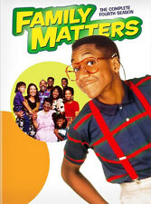 Family Matters: The Complete Fourth Season (Season 4) (3 Disc) DVD NEW