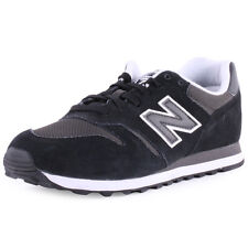 New Balance Ml373 Mens Trainers Black White New Shoes