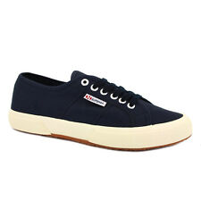 Superga 2750 Unisex Trainers Navy New Shoes