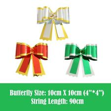 Christmas Tree / Gifts Boxes Decorations Ornaments Butterflies