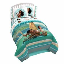 **NEW KIDS DISNEY MOANA  BED IN A BAG / COMFORTER SET - 3 PRINTS