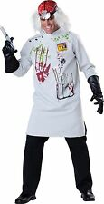 In Character Mad Scientist Costume (XL) X-Large