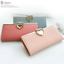 Omnia g0678 Sherbet Woman's Genuine Leather Cowhide Long Wallet Luxury Special