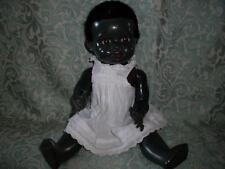 Vintage Pedigree Black Hard Plastic Doll 14
