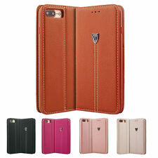 For iPhone 7/7 Plus  Luxury Leather Magnetic Flip Cover Wallet Card Stand Case
