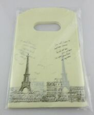 50pcs Packing Bag Plastic Wedding Candy Jewellery Gift Bags 15*9cm