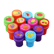 Unique Smile Smiley Face Stamps Set Stationery Kids Gift Party Toy Art Craft