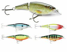 OVER 10 COLORS! Rapala X-Rap Jointed Shad XJS13 / 13cm 46g / VMC hooks