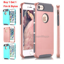 for Apple iPhone 7/7 Plus Case Heavy Duty Shockproof Hybrid Protect Armor Cover