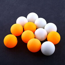 6Pcs 3 stars 40MM Olympic Table Tennis Ping Pong Balls Orange white Durable
