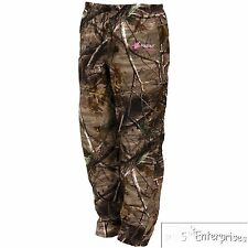 Frogg Toggs Toad Skinz Realtree AP HD camo waterproof hunting pants NEW L