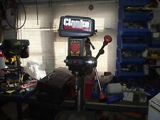 Floor mounted Clarke Pillar drill press