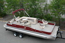 Fall Clearence.  New 24  Partyfish Grand Island pontoon boat--Below dealer cost