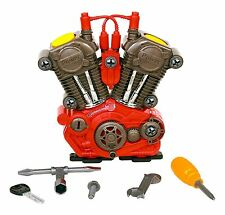 New Haynes First Tech HJ01 Build Your Own Engine Construction Set