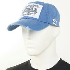 AAC33 Baseball Cap Casual Fashion Vintage Look Jean Trucker Hat Sun Visor Ball