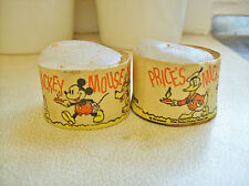 Vintage, rare? Mickey Mouse / Walt Disney night lights in an old