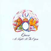 Queen - A Night At The Opera - CD.