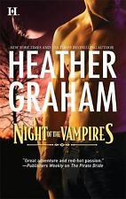 Night of the Vampires by Heather Graham (2010, Paperback)
