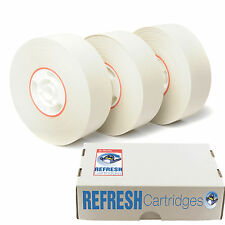 3 ROLLS COMPATIBLE 149MM x 45MM CONNECT+ FRANKING MACHINE LABELS (500 PER ROLL)