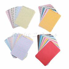 27 Sheets Paper Sticker Scrapbook Tape Diary Craft Decor Label DIY Letter Photo