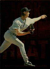 1994 Fleer Smoke 'n Heat #5 Randy Johnson