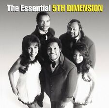 The 5th Dimension - The Essential 5th Dimension (2 Disc) CD NEW