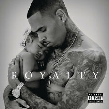 Chris Brown - Royalty (Deluxe Edition) CD NEW