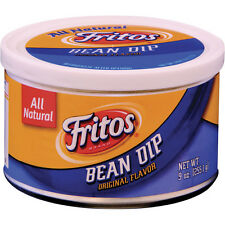 Fritos Assorted Flavors Bean Dips (9 oz.) Bean, Hot Bean or Jalapeno Cheddar