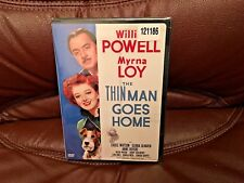 The Thin Man Goes Home: William Powell Myrna Loy (DVD,2007) Rare & OOP+Fast Ship