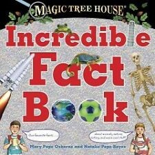 Magic Tree House Incredible Fact Book - NEW - 9780399551178 by Osborne, Mary Pop