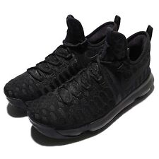 Nike Zoom KD 9 EP IX Black Space Kevin Durant Mens Basketball Shoes 844382-001