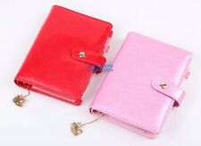 JAPAN MADE HELLO KITTY 11x15CM PU COVER 2017 6-RING SCHEDULE BOOK PLANNER