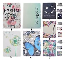HOT Wallet Folio Leather Case Cover For iPad Samsung Tab 4/A/E/S2 Kindle Tablet