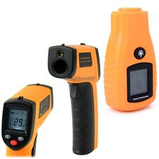 LCD Non-Contact Infrared Laser Point IR Digital Thermometer Temperature C5