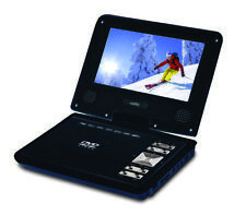 "Cello PD07 7"" Portable DVD Player"