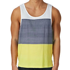 RIP CURL Essential Stripes Tank Mens T-Shirt Singlet Vest