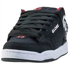 Globe Tilt Mens Trainers Black Red New Shoes