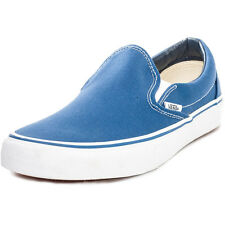 Vans Classic Slip-on Unisex Slip On Navy New Shoes