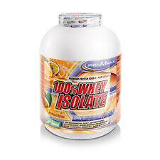 IronMaxx 100% Whey Isolate 2000 g container (pro 1000 g)