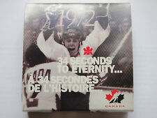 1992-1997 Canada-USSR Hockey Series (34 seconds to eternity) *****No Tax*****
