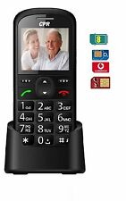 New Pay As You Go Big Button Easy to Use Senior OAP Elderly Mobile Phone SOS