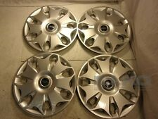 """2014-2015 Ford Transit Connect 16"""" Painted Silver Wheel Covers OEM"""