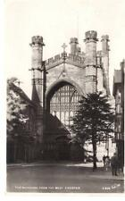 Cheshire - The Cathedral from the West, Chester (Walter Scott)