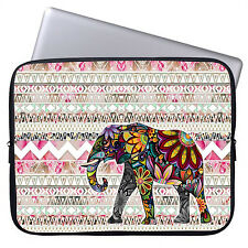 """Elephant 13-13.3"""" Laptop Ultrabook Sleeve Case Bag For MacBook Pro Air Acer Dell"""